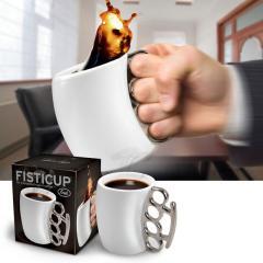 FistiCup Schlagring Tasse