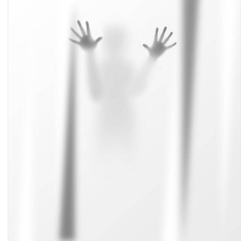 psycho duschvorhang