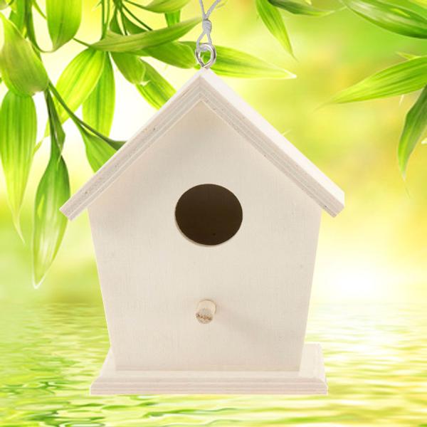 geschenkwichtel vogelh uschen zum selber bemalen. Black Bedroom Furniture Sets. Home Design Ideas