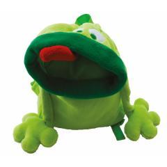 Rucksack-Tier Frosch