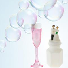 Hochzeits-Seifenblasen