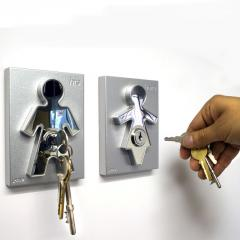 His & Hers Keyholder