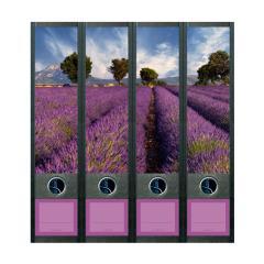 Ordner Rückenschilder Provence