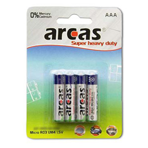 geschenkwichtel batterien micro aaa pack 4 st ck. Black Bedroom Furniture Sets. Home Design Ideas