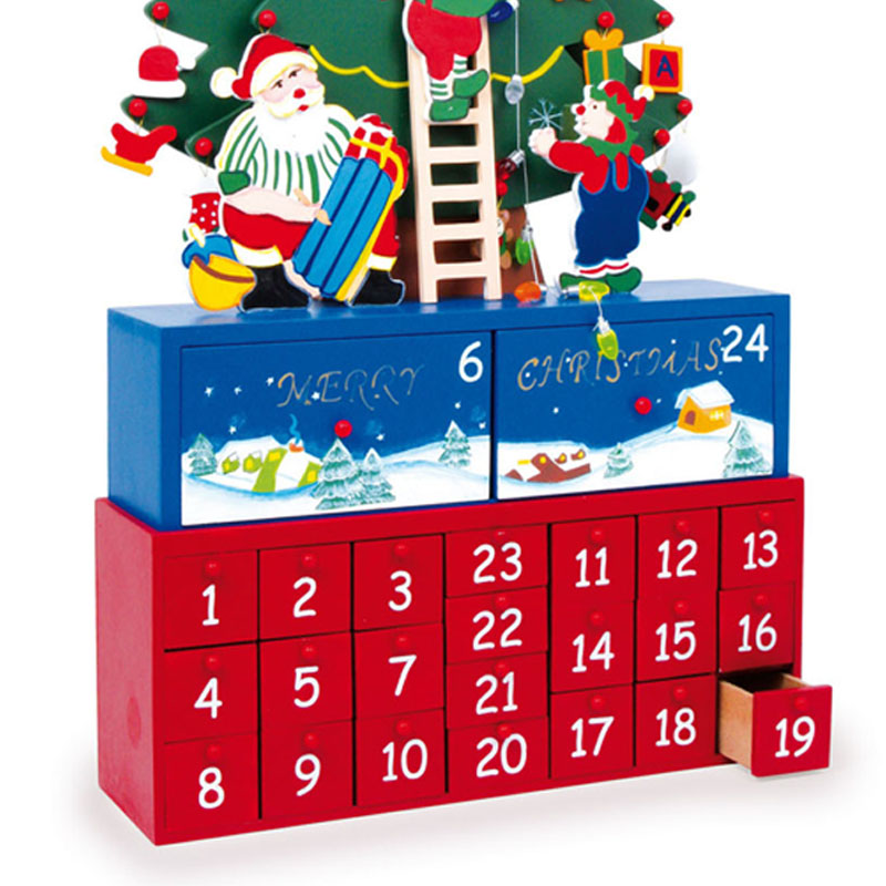 geschenkwichtel adventskalender weihnachtszeit. Black Bedroom Furniture Sets. Home Design Ideas