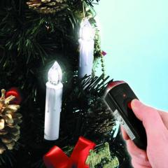 Kabellose LED Weihnachtsbaumkerzen