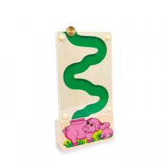 Sparschwein Serpentin