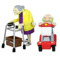 Racing Grannie & Speeding Granddad