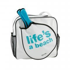 Strandspiel mit Tasche