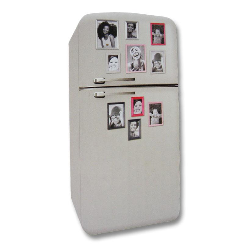 geschenkwichtel magnet bilderrahmen magnetische bilderrahmen im 10 er set. Black Bedroom Furniture Sets. Home Design Ideas