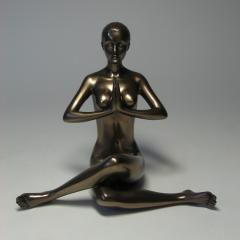 Yoga Pose - Anjali Mudra Salutation Seal Pose