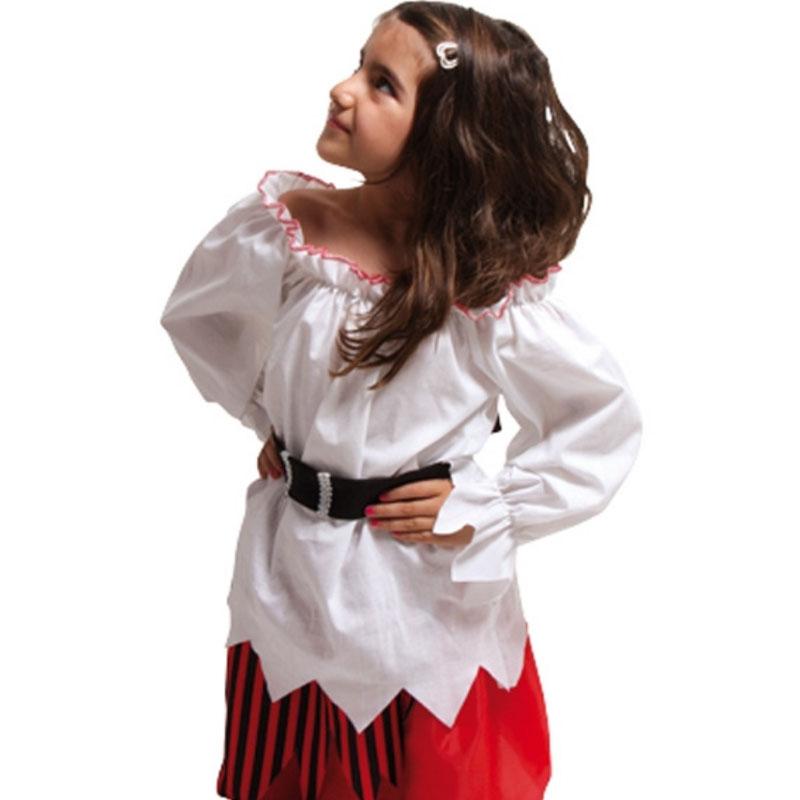 geschenkwichtel kost m piratin karnevalskost m f r kinder von 4 10. Black Bedroom Furniture Sets. Home Design Ideas