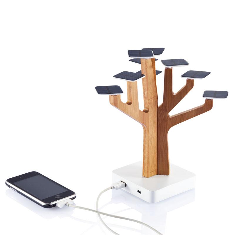 geschenkwichtel solar ladeger t baum. Black Bedroom Furniture Sets. Home Design Ideas