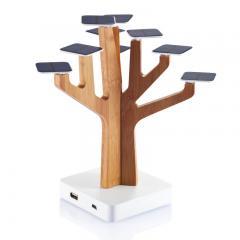 Solar Ladegerät Baum