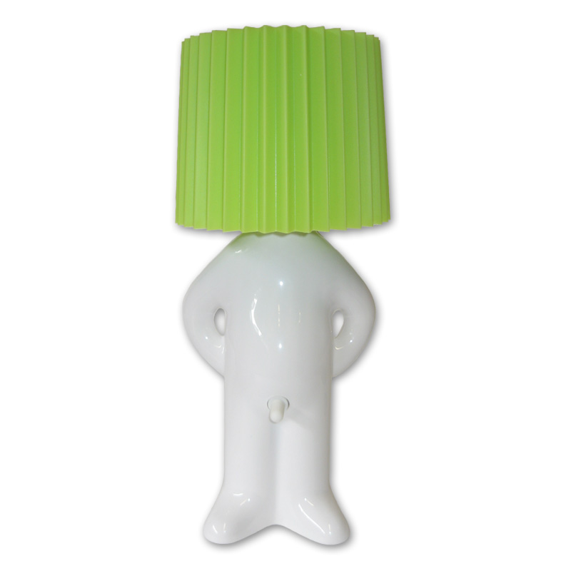 Single party leeren lampe