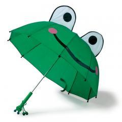 Kinder Schirm Frosch Regenschirm