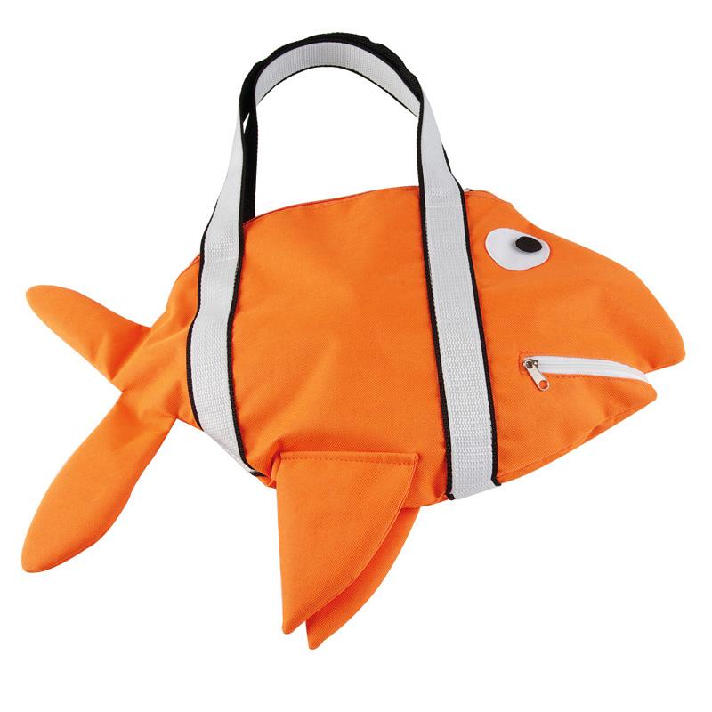 geschenkwichtel clownfisch sporttasche kinder schwimmtasche. Black Bedroom Furniture Sets. Home Design Ideas