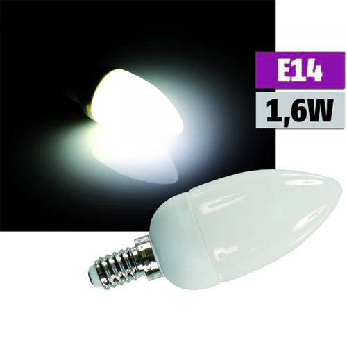 geschenkwichtel led kerzenlampe e14 1 6 watt leuchtmittel. Black Bedroom Furniture Sets. Home Design Ideas