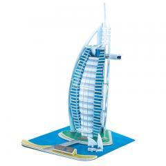 3D Puzzle Burj Al Arab Dubai
