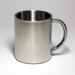 Thermo Edelstahl Tasse Kaffee-Becher