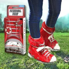 Festival Schuhe - rot