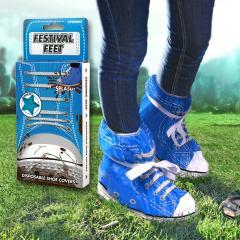 Festival Schuhe - blau