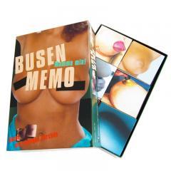 Busen Memo-Spiel
