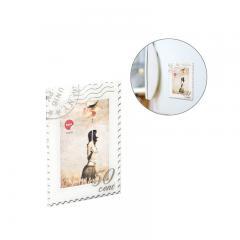 Magnetischer Bilderrahmen Briefmarke