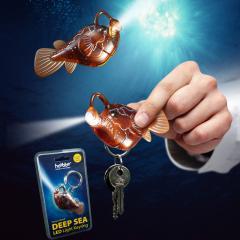 Schlüsselanhänger Laternenfisch