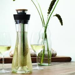 Gliss Weinkaraffe mit Kühler
