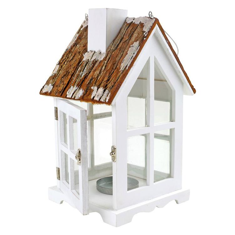 Geschenkwichtel laterne landhaus for Laterne landhaus