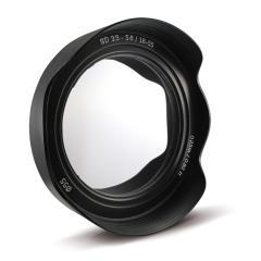 Wandspiegel Kamera-Objektiv