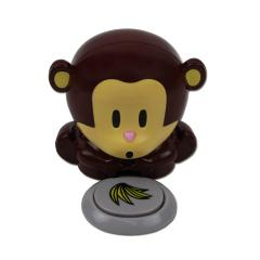 Nagellack-Trockner Affe
