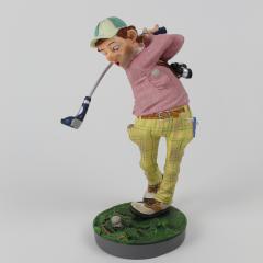 Golfer Golfspieler
