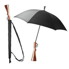 Regenschirm Gewehr