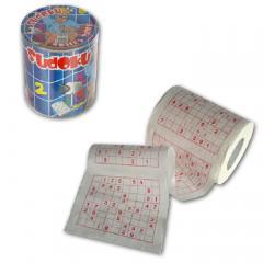 Toilettenpapier Sudoku