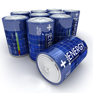 Batterien, Akkus & Ladegeräte