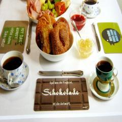 Frühstücks-Brettchen