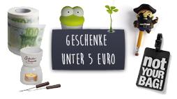Geschenke bis 5 euro manner